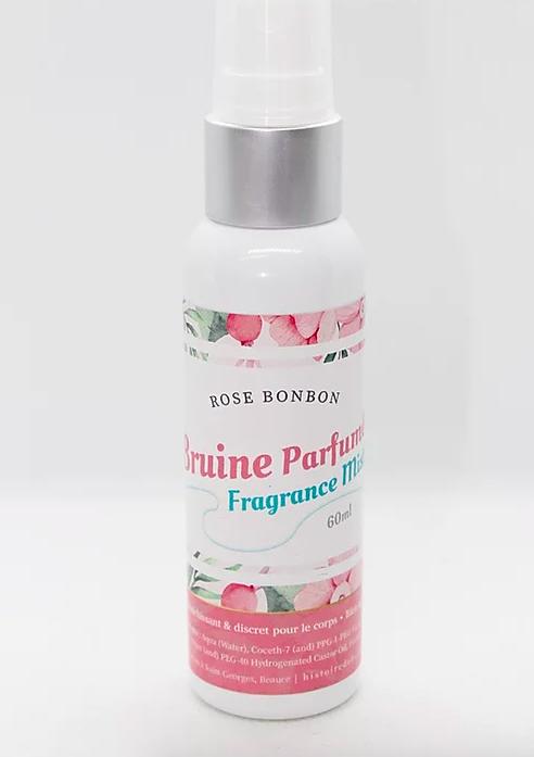 Bruine parfumée